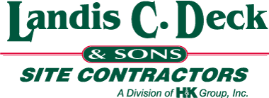 Landis C. Deck & Sons Site Contractors