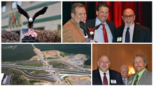 Lehigh Valley Site Contractors  SR 1002 33 Chrin Interchange Project Brings Home the Eagle