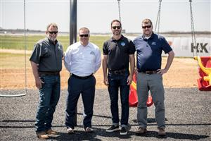 H&K Assists Pocono Raceway With Opening First Sensory Inclusive Playground