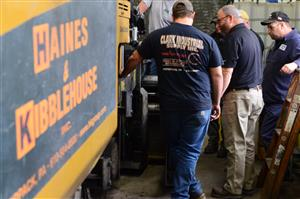 H&K Receives Hands-On Caterpillar F-Model Paver Maintenance Training